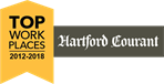 Liberty Bank named Top Work Places by the Hartford Courant for 5 years in a row!